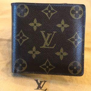 😎Louis Vuitton men's wallet
